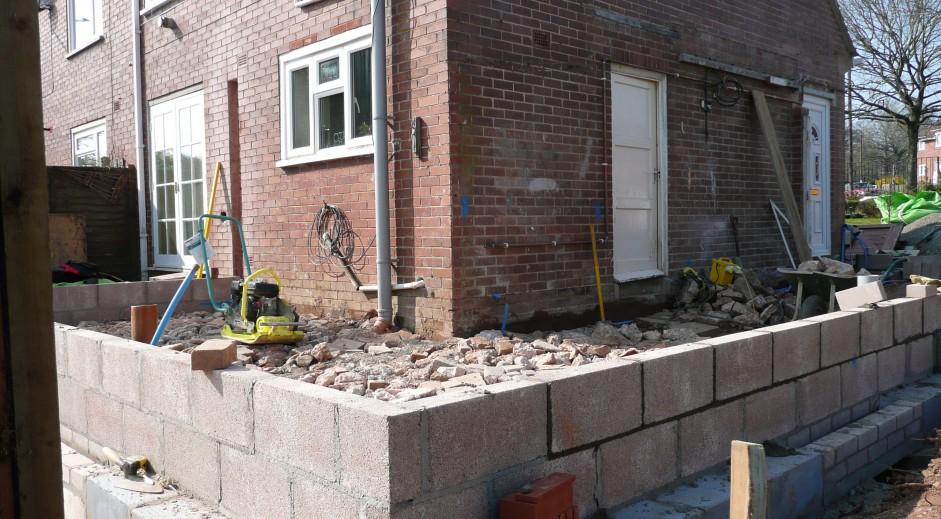 Extension In Exeter Matt Forrester Construction Ltd